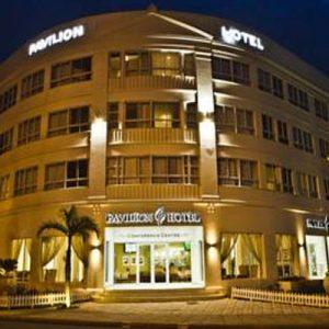 pavillion hotel
